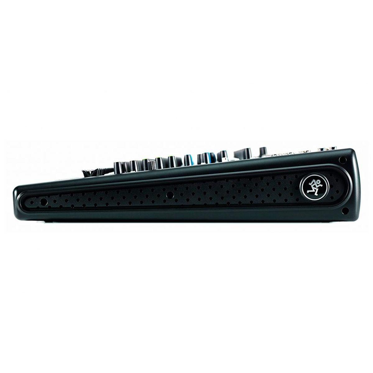 Mesa 30 canais, 2 AUX, 4 Subgrupos, FX e USB Mackie PROFX30V2