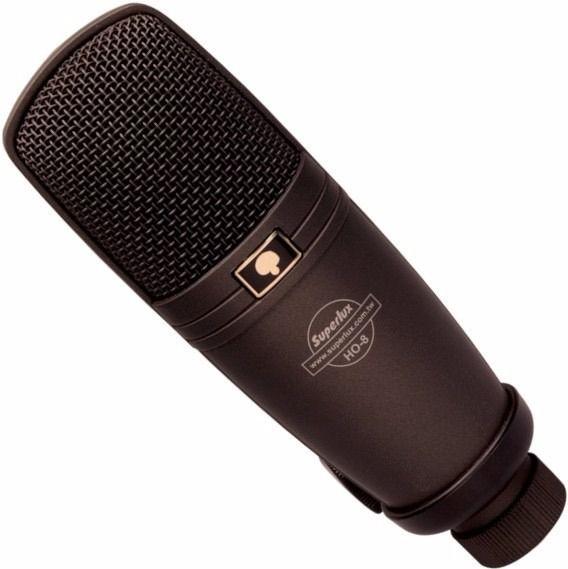 Microfone Condensador Super-cardioide  Superlux Ho8