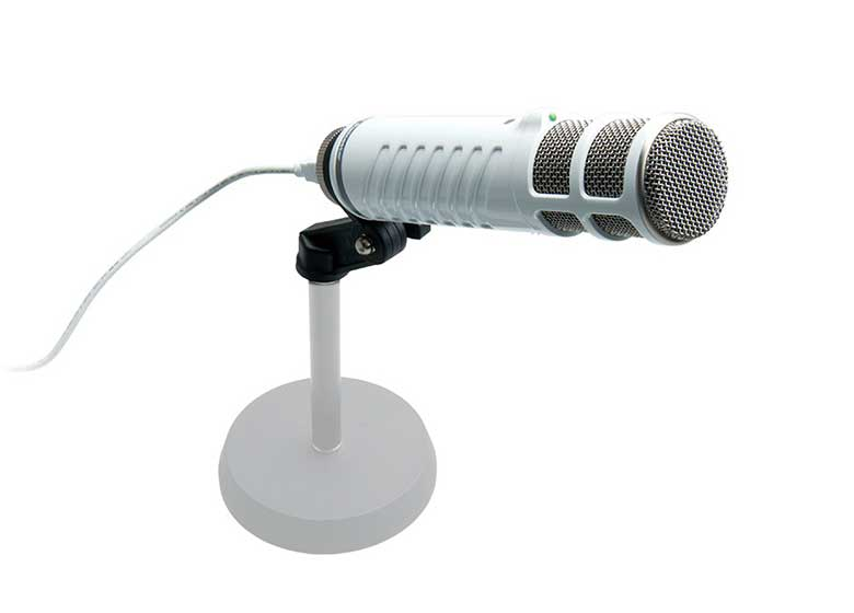 Microfone USB - Live - Podcast RODE PODCASTER