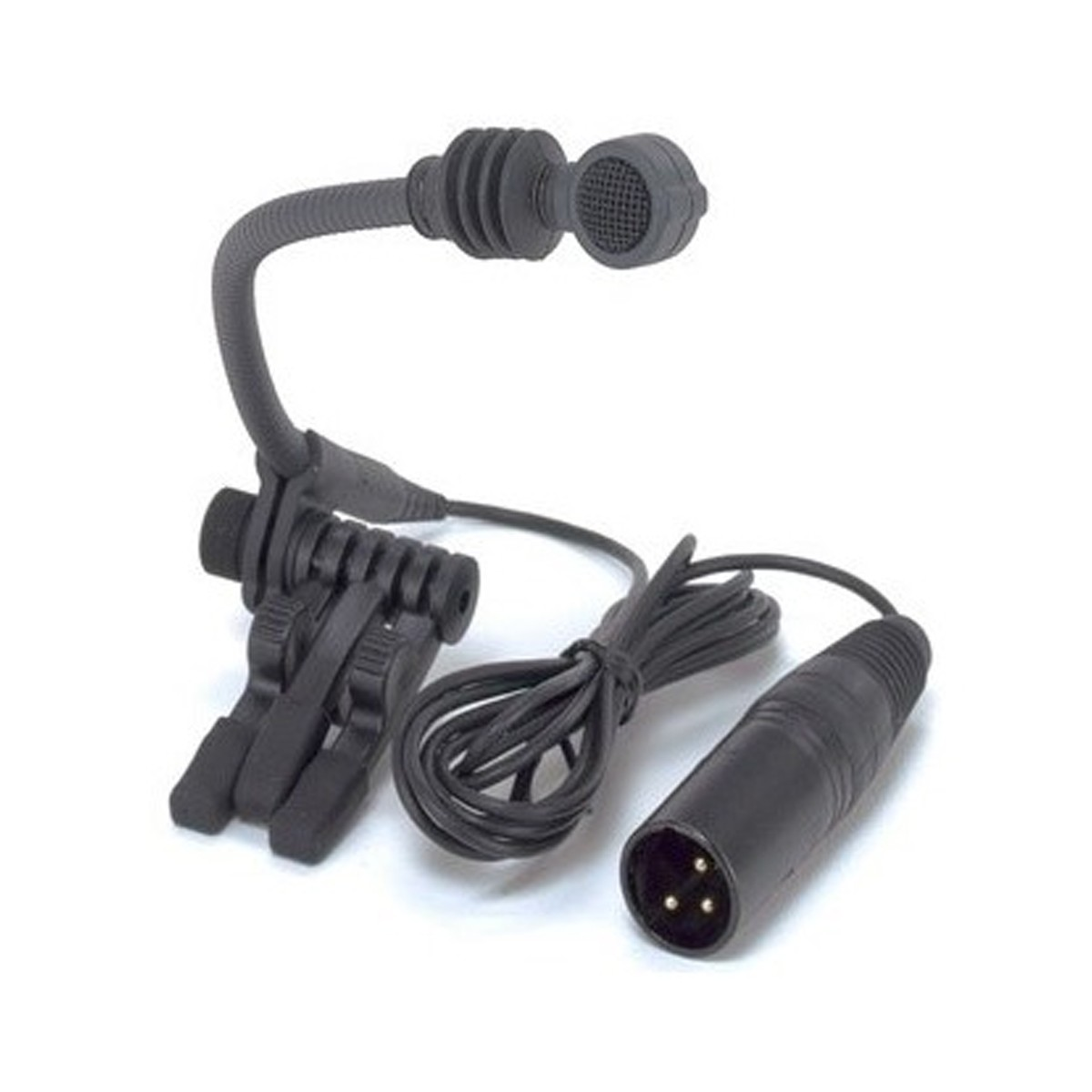 Microfone dinâmico pequeno p/ instrumentos E608 SENNHEISER