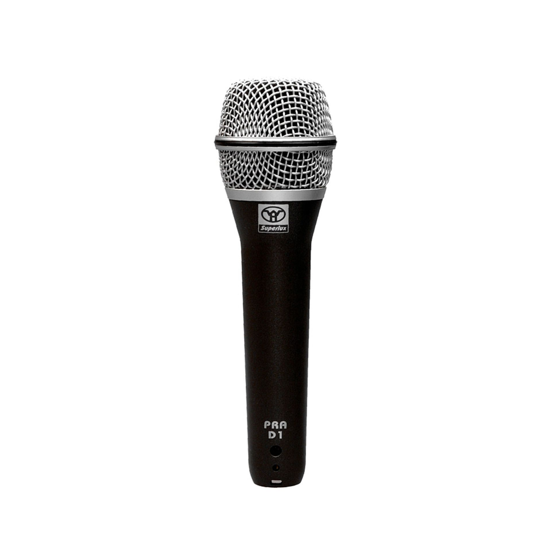 Microfone dinâmico supercardióide | PRA-D1 | Superlux