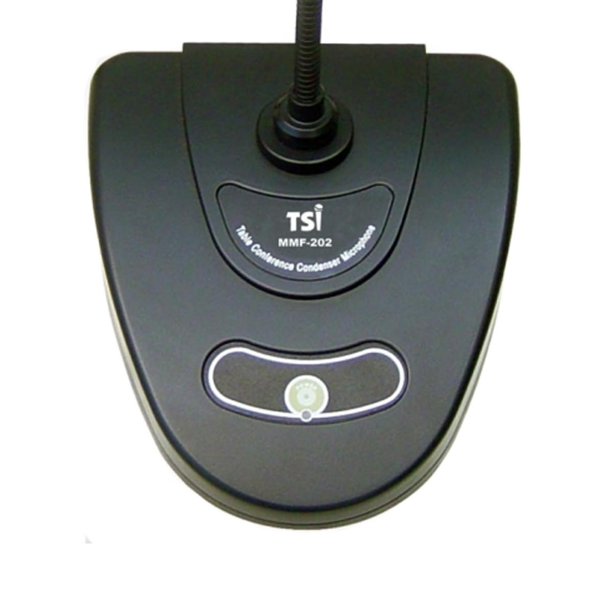 Microfone gooseneck com haste de 40 cm TSI MMF202