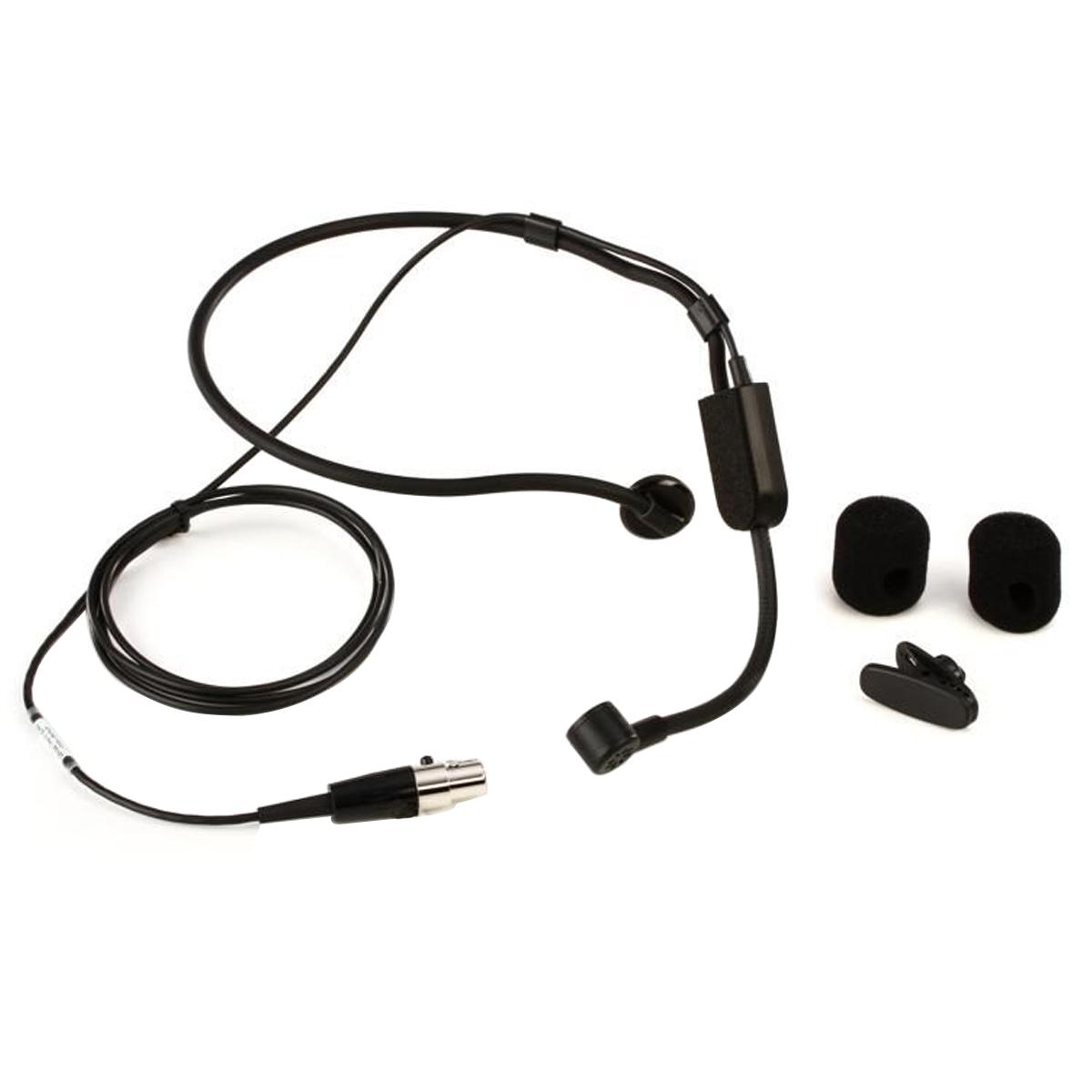 Microfone Headset Condensador SHURE - PGA31-TQG