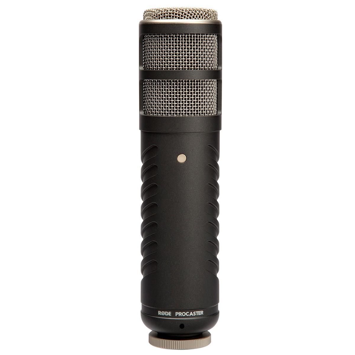 Microfone profissional Streming e Gravação Rode Procaster