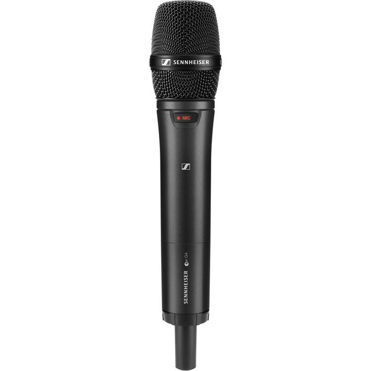Sistema sem fio vocal 566-608 MHz EW100 G4 835-S SENNHEISER
