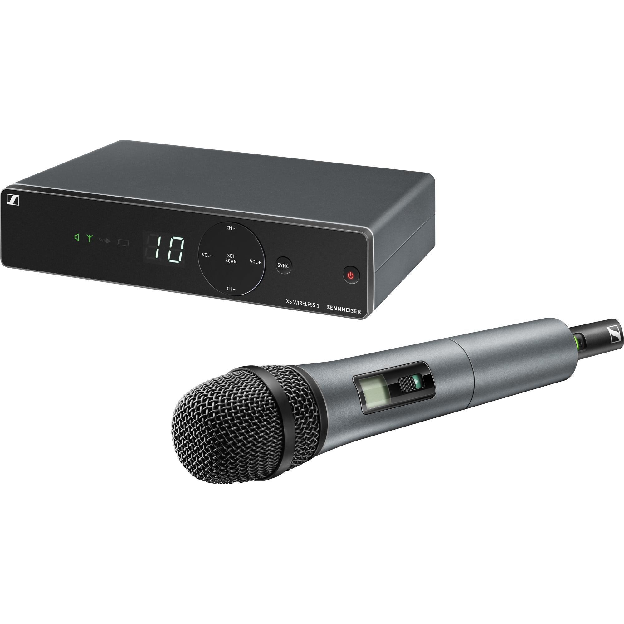 Microfone sem Fio XSW1-825-A SENNHEISER