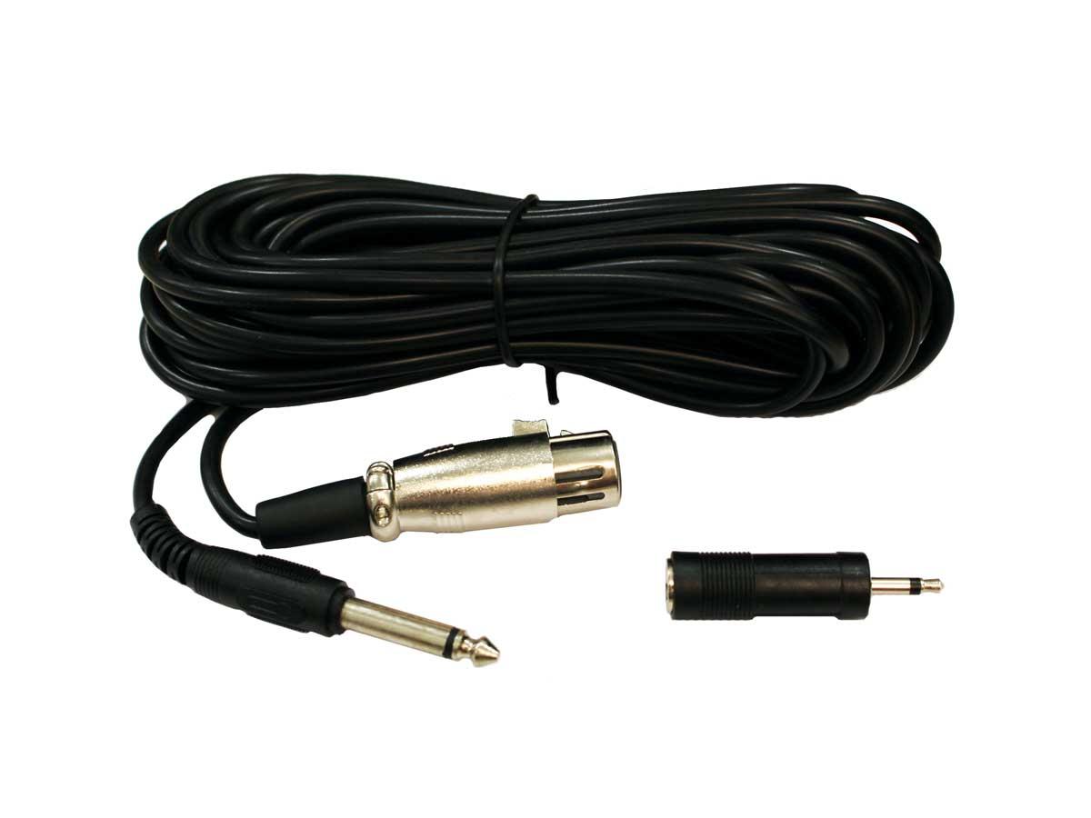 Microfone Shotgun 36cm condensador ulta cardioide CSR HT81