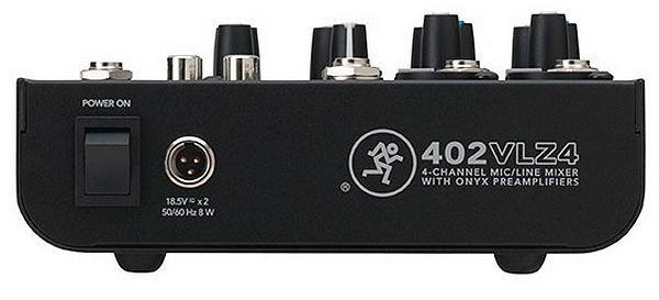 Mixer analógico de 4 canais Mackie - 402 VLZ4