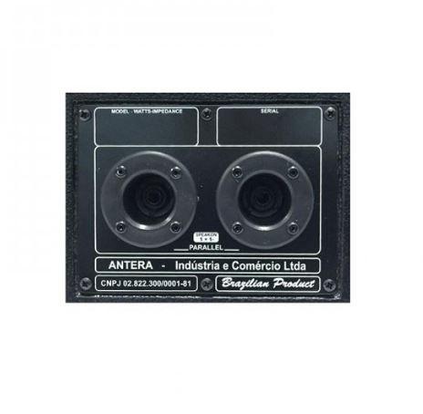 Monitor de palco passivo com 100W RMS e alto-falante de 10 polegadas | Antera | M10