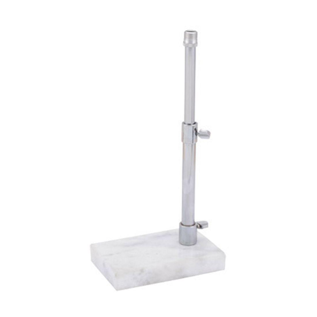 Pacote com 5 Pedestais P Microfone, Haste Telescópica, Mármore - Pm1 Deval