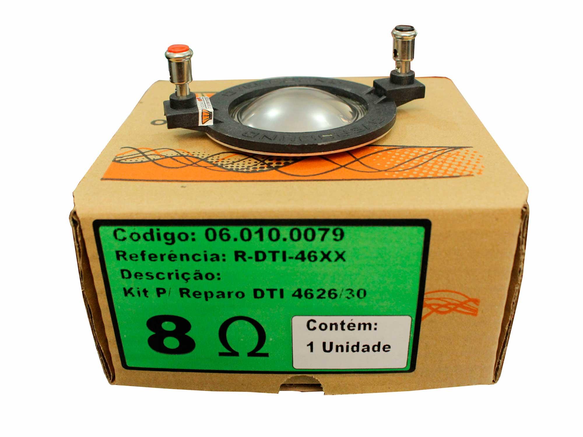 - Pacote Com 8 Peças Do Reparo Oversound 4626/4630