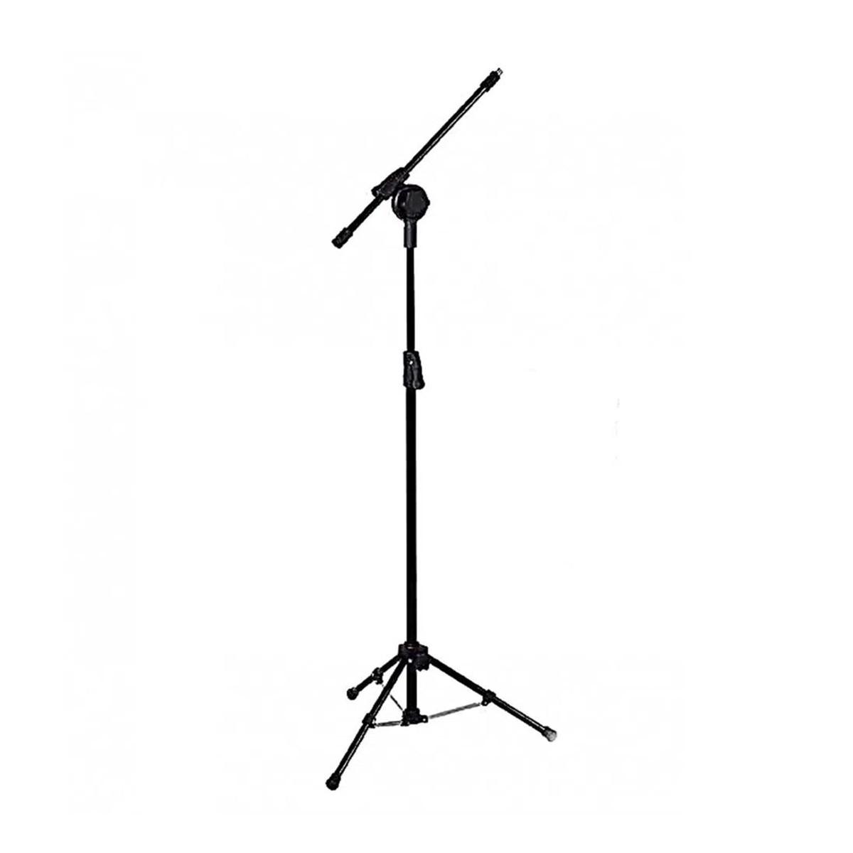 Pedestal girafa p/ microfone + cachimbo Visao PE2BK