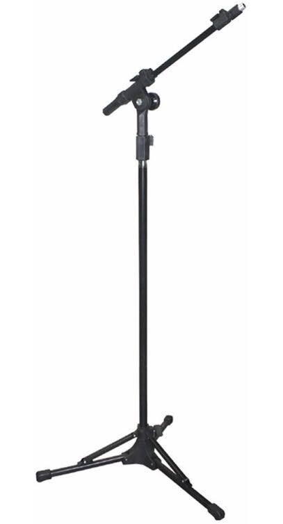 Pedestal Microfone Altura Max 2m Rmv Psu0090 + Cachimbo
