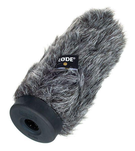 Protetor de vento de alto desempenho para shotgun   RØDE NTG1, NTG2, NTG4 e NTG4 +   RODE   WS6