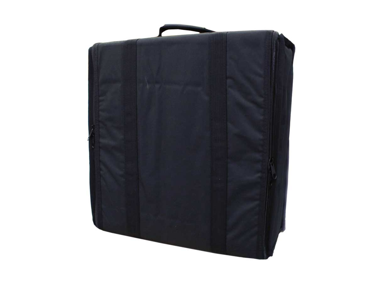 Bag Case 4U Frente e Verso preto Solid Sound BAG4UTPT