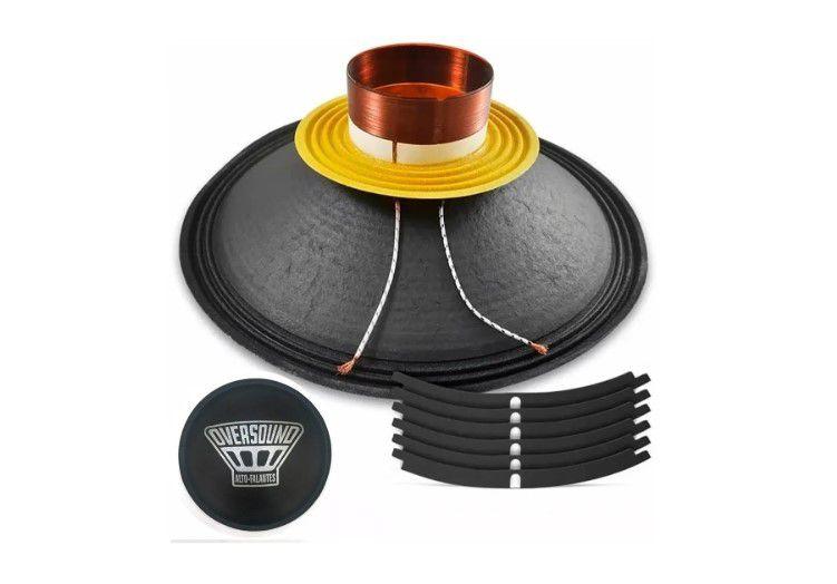 Reparo p/ Alto-falante Oversound 15/800 e 15/800ST RP15800XX