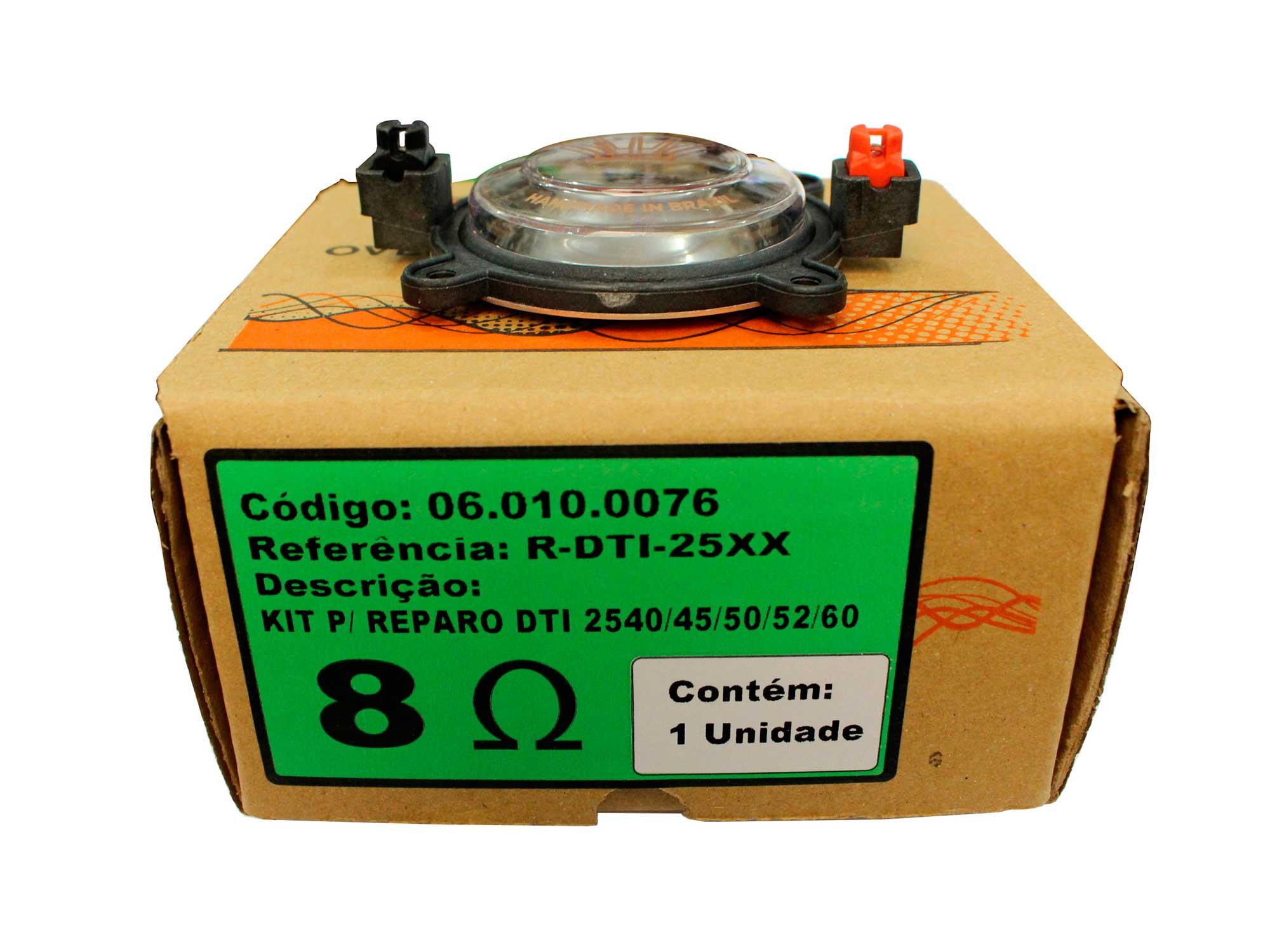 Reparo Driver 2540 2545 2550 2552 2560 Oversound RDTI25XX