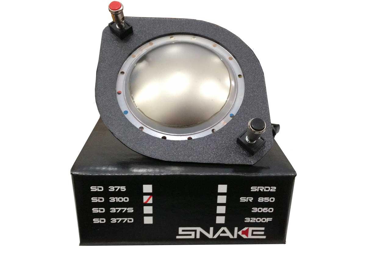 Reparo para driver snake sd3100 em 8 ohms original