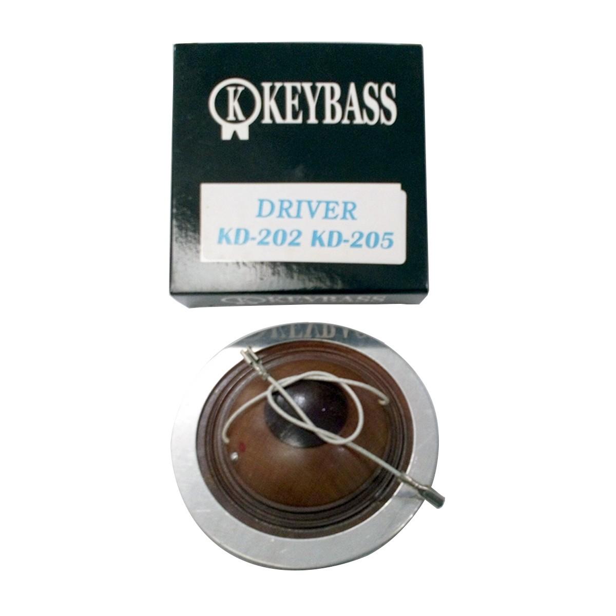 Reparo RKD205 p/ Driver Keybass KD 101 110 202 205 ECO