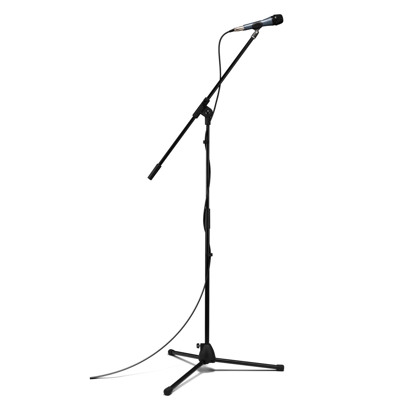 Sennheiser E-pack E835 Microfone + Suporte