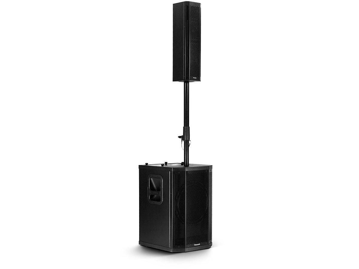 Sistema Caixa P.A Torre + Sub passiva 500W Frahm GRT12