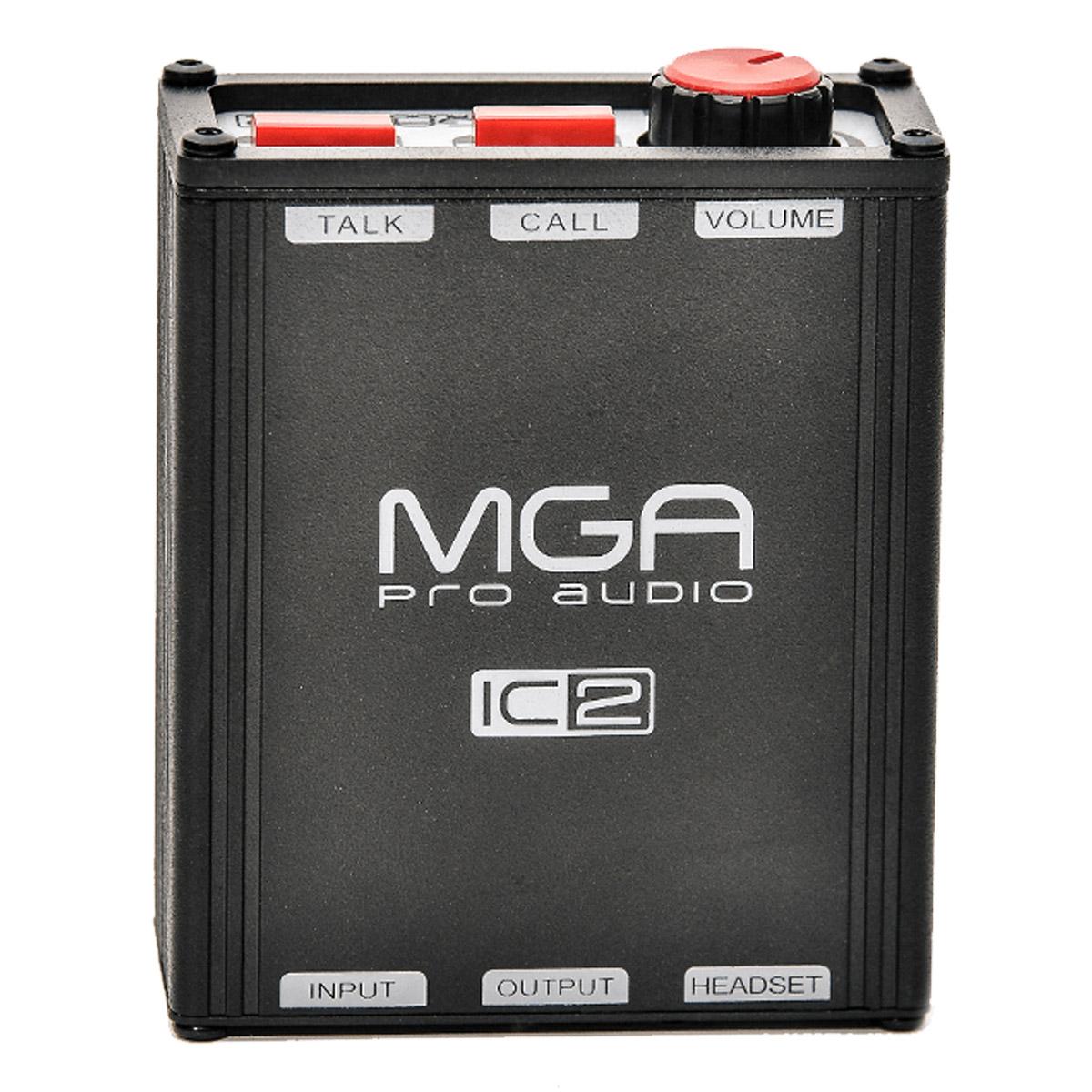 Sistema Intercom com 3 pontos e Sinalizadores MGA SI33