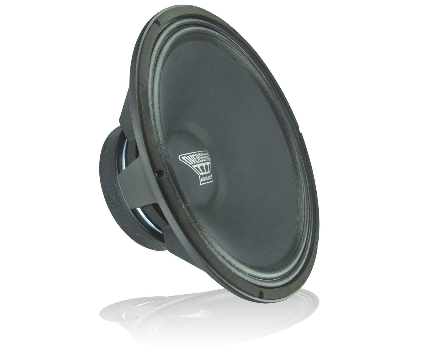 Subwoofer 18 pol 1200W RMS 8 ohms Oversound SUB1200ST