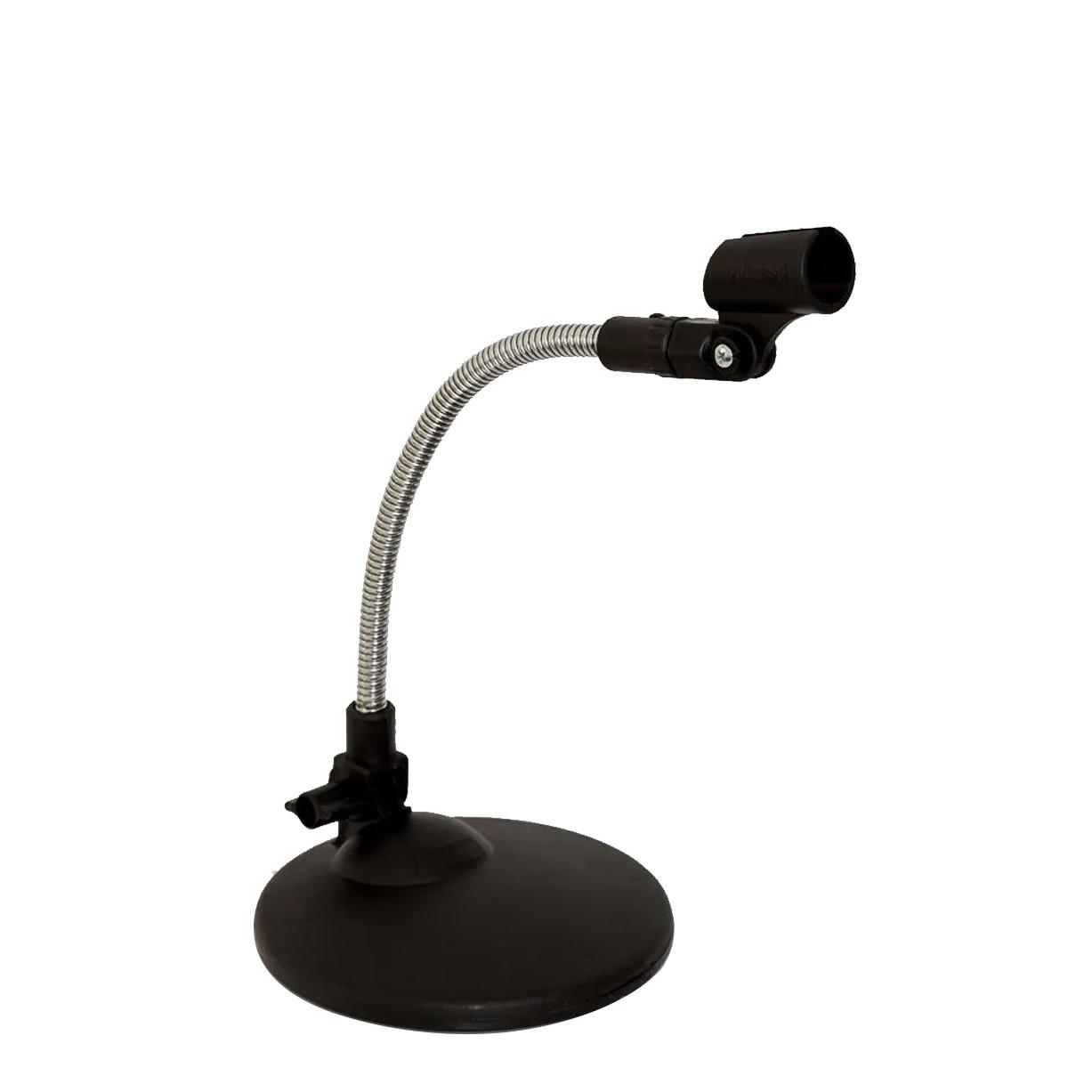 Suporte de Mesa para Microfone Vector SMF30 Flexivel