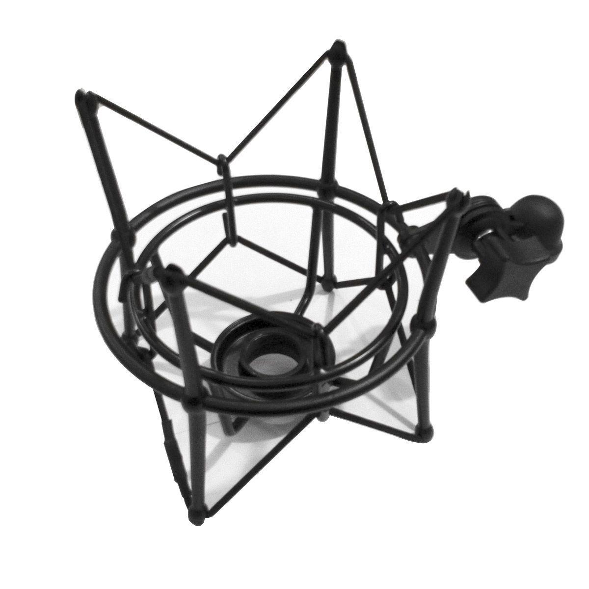 Suporte Shock Mount para microfone CSR SHM-7