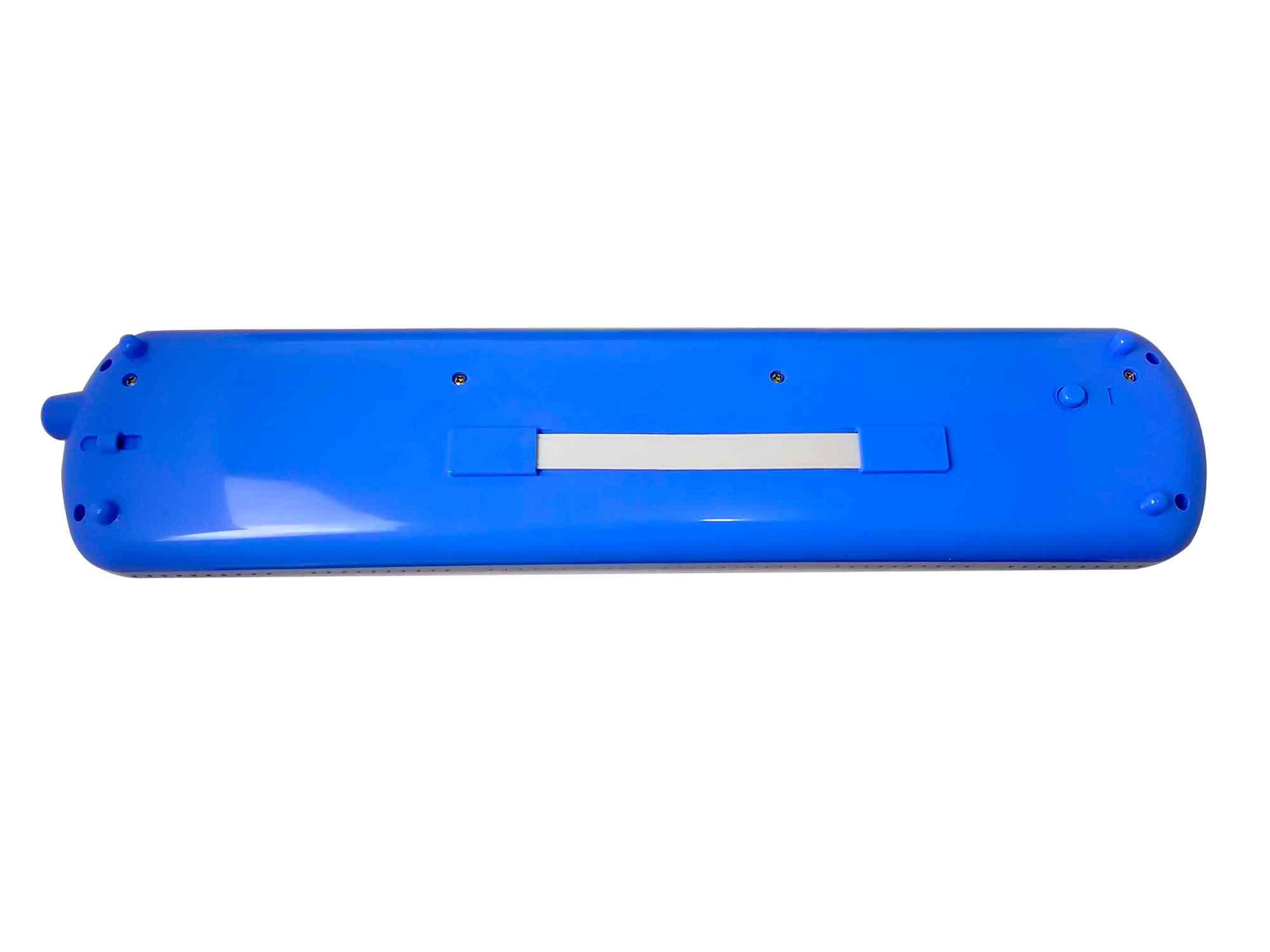 Teclado de sopro, escaleta pianica de 37 teclas com estojo para transporte | CSR | Escaleta 37