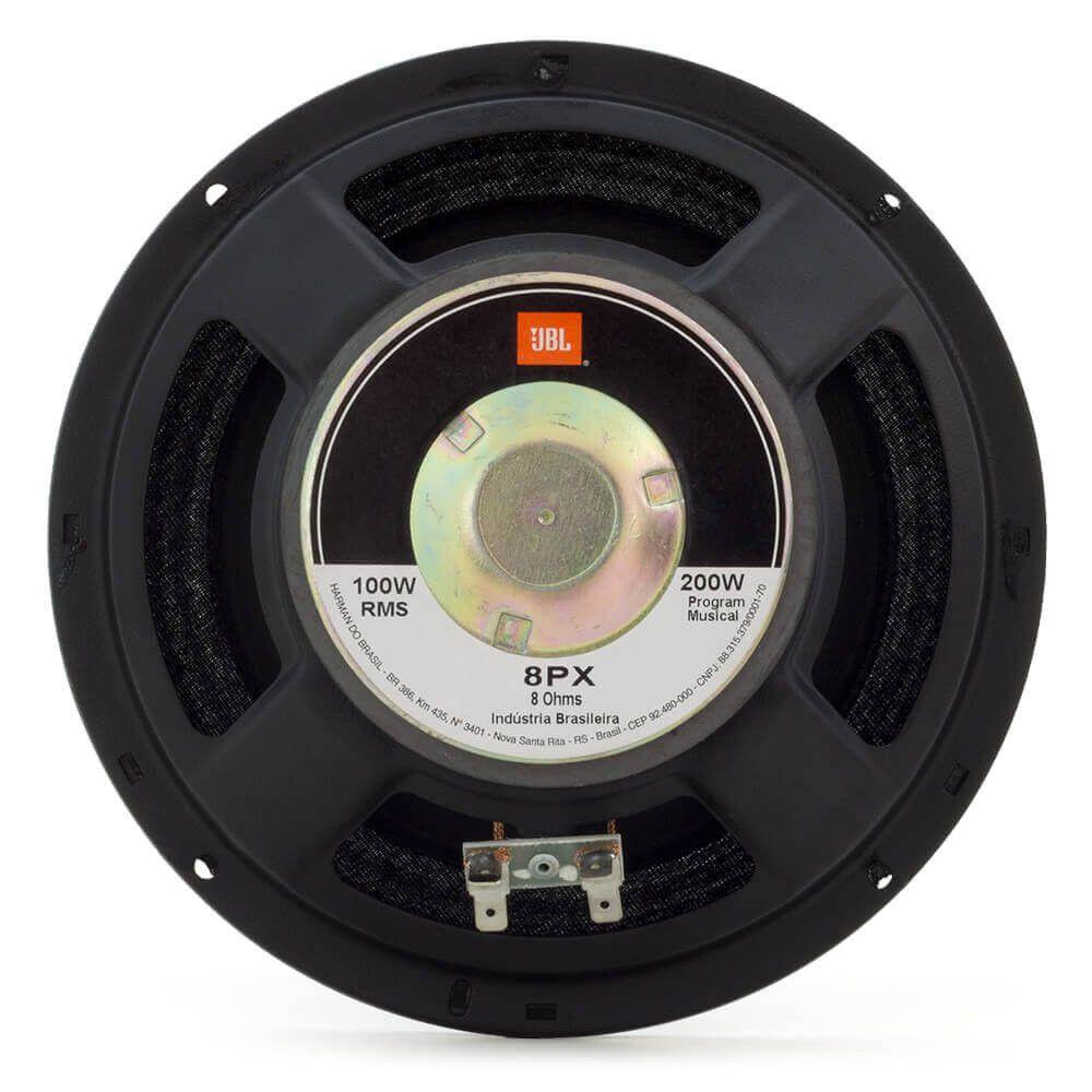 Woofer JBL Selenium 8PX 8 Polegadas - 100 Watts RMS