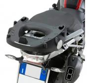 BAGAGEIRO SUPORTE BAU/BAULETO GSR1200 RACK PRETO  2014 GIVI