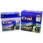 BATERIA NXR BROS 125-150-160 ORIGINAL CRAL(CLM6D- YTZ6V)