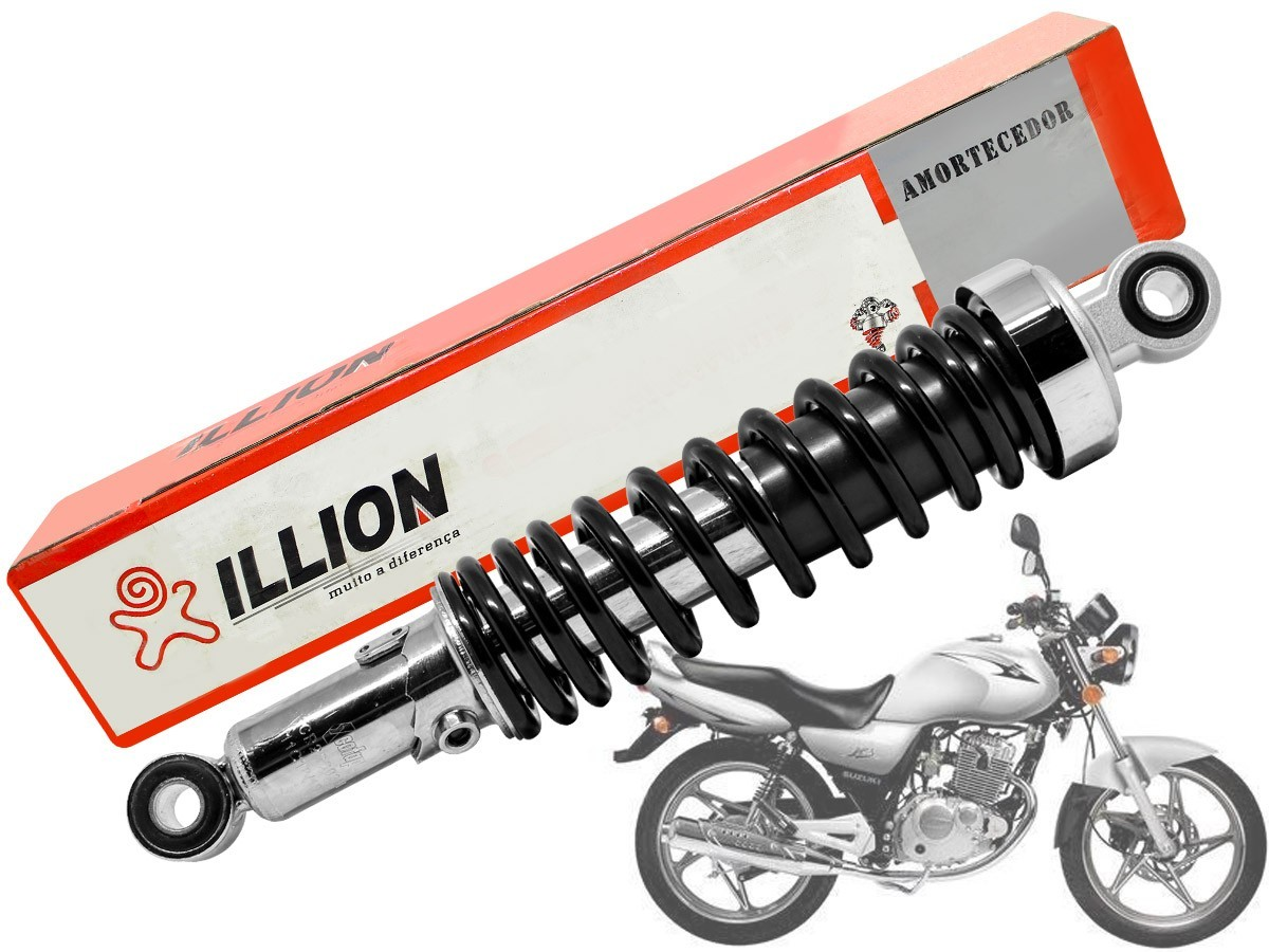 AMORTECEDOR SUZUKI YES 125 ILLION
