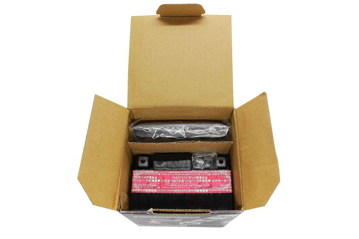 BATERIA BIZ100/125 KS- NXR BROS125/150 KS ORIGINAL YUASA(YTX5LBS)