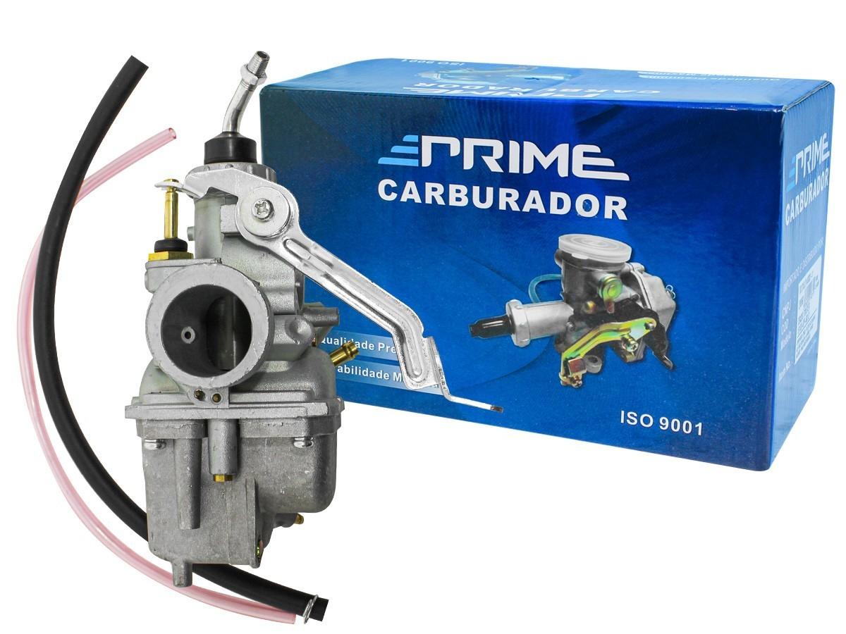 CARBURADOR COMPLETO YAMAHA YBR 125 2000 A 2002 PRIME