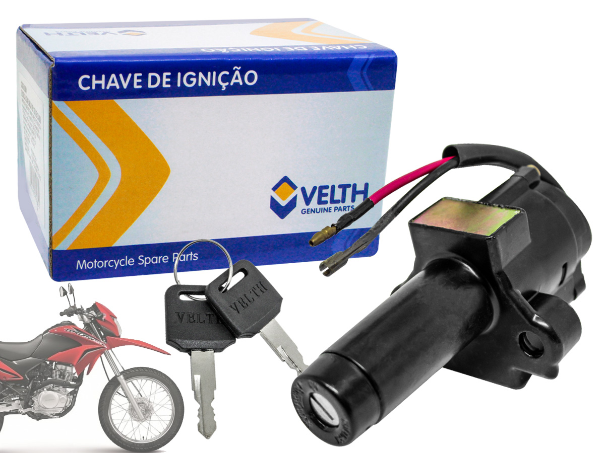 CHAVE DE CONTATO HONDA NXR 150 BROS VELTH