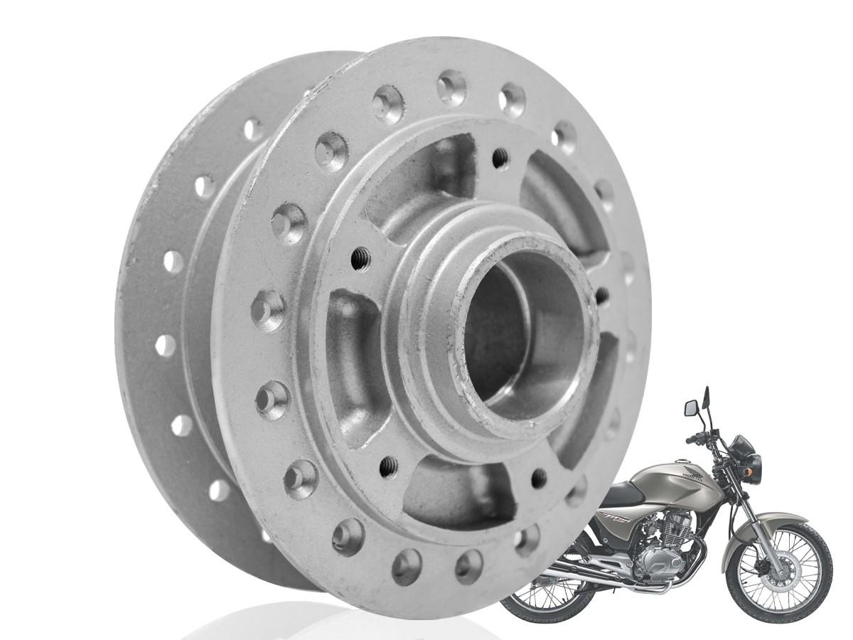 Cubo da Roda Dianteira Honda NXR 150 Bros Freio a Disco Fabreck