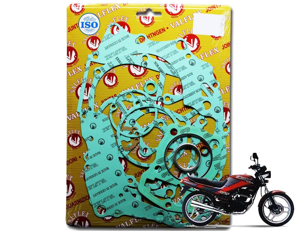 JOGO DE JUNTA DO MOTOR HONDA CBX 150 AERO VALFLEX