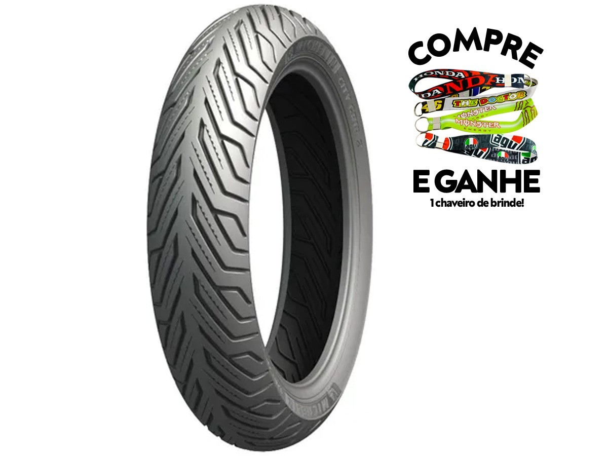 JOGO/ PAR PNEU HONDA PCX 150 CITY GRIP 2 MICHELIN