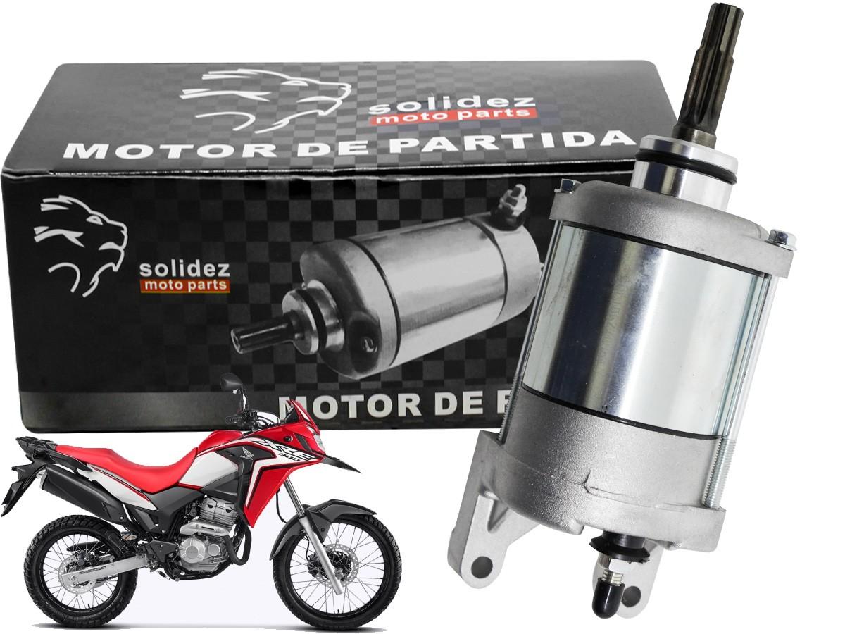 MOTOR DE PARTIDA HONDA XRE 300 SOLIDEZ