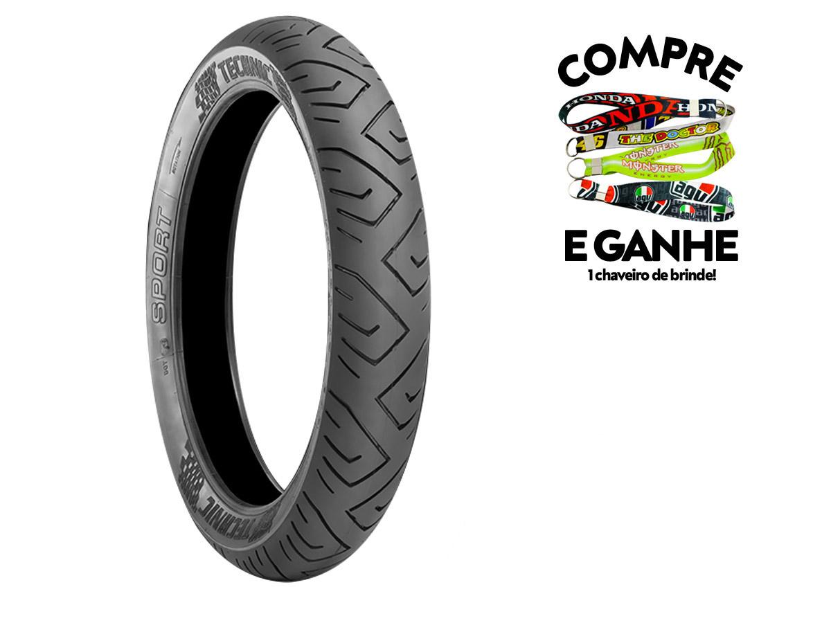 Pneu Dianteiro Honda CB 300 110-70-17 Sport Technic 54S tl(SEM Câmara)