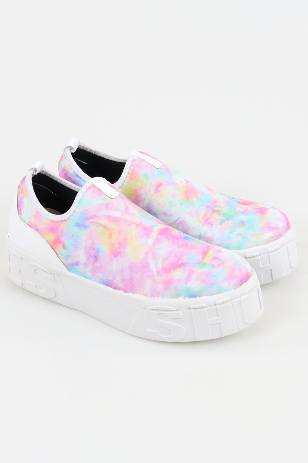 Slip On Chiquiteira Casual Shoes Helanca Tie Dye AC
