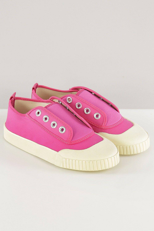 Tênis Chiquiteira Baixo Confort Elástico Pink AC