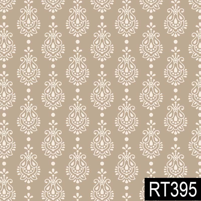 Fuxicos e Fricotes - Coleção Finesse - Arabesco Finesse Bege - 50cm X150cm
