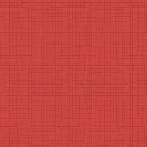 Fuxicos e Fricotes Coleção Texturas - Textura Vermelho - 50cm X150cm