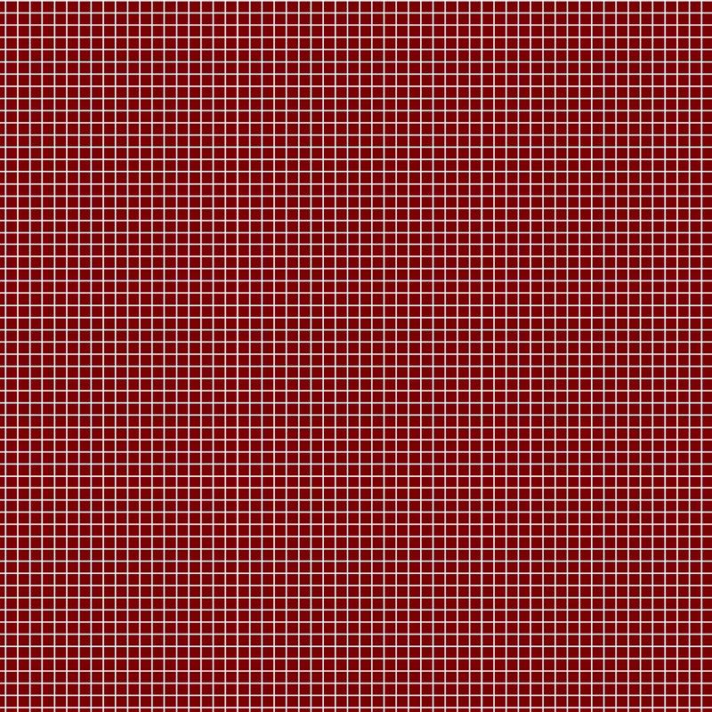 Fabricart Coleção Basics & Colors - Quadradinhos - Quadradinhos Vinho - 50cm X150cm