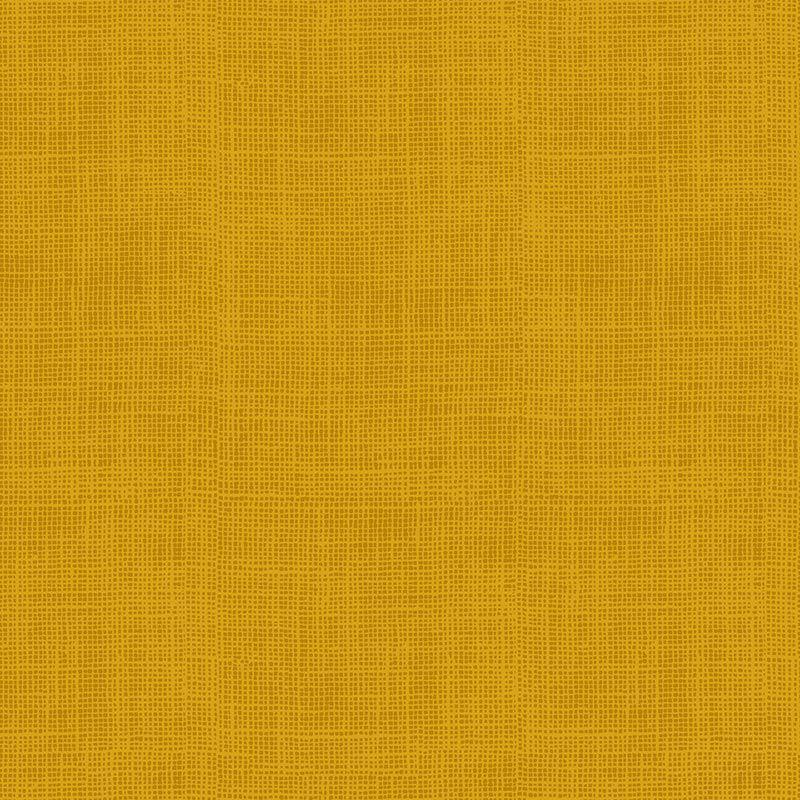 Fabricart Coleção Colors & Basics Linho - Estampa Linho Mostarda 50cmX150cm