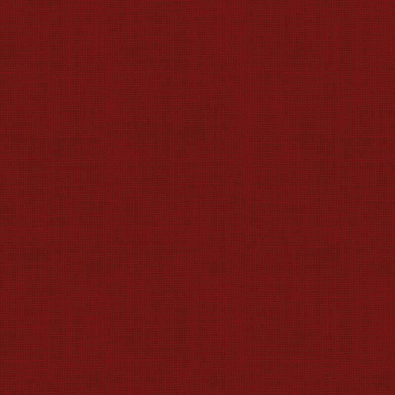 Fabricart Coleção Colors & Basics Linho - Estampa Linho Vermelho 50cmX150cm