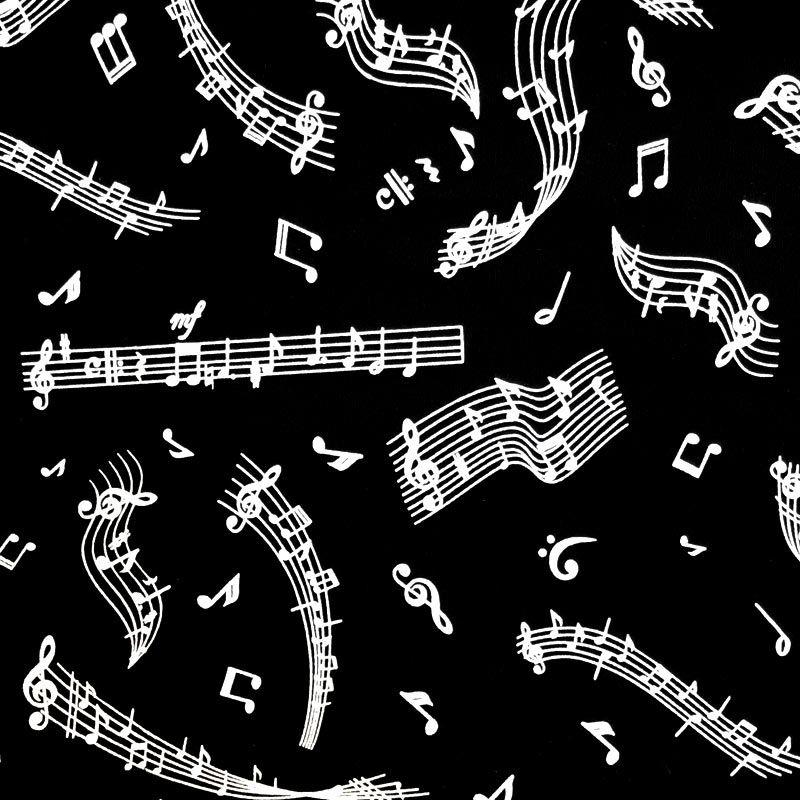 Igaratinga  - Música Preto e Branco - 50cm X150cm